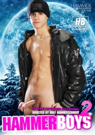Hammer Boys #02 DVD Cover
