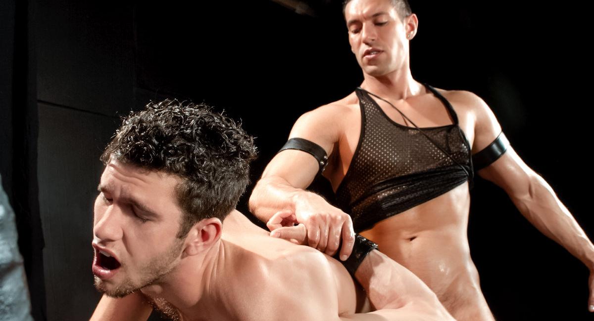 Raging Stallion: Alexander Garrett & Jimmy Fanz - Heretic