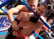 Gay Muscle Men : Jarrod Locke And Dirk Caber - Violet Wand - Dirk Caber -amp; Jarrod Locke!
