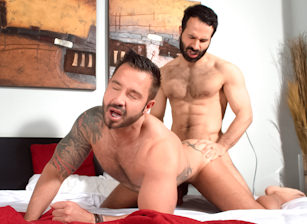 Sexo In Barcelona - Part 1 : Aybars, Martin Mazza