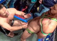 Gay Muscle Men : Alessio Romero And Dirk Caber - Punching - Dirk Caber -amp; Alessio Romero!