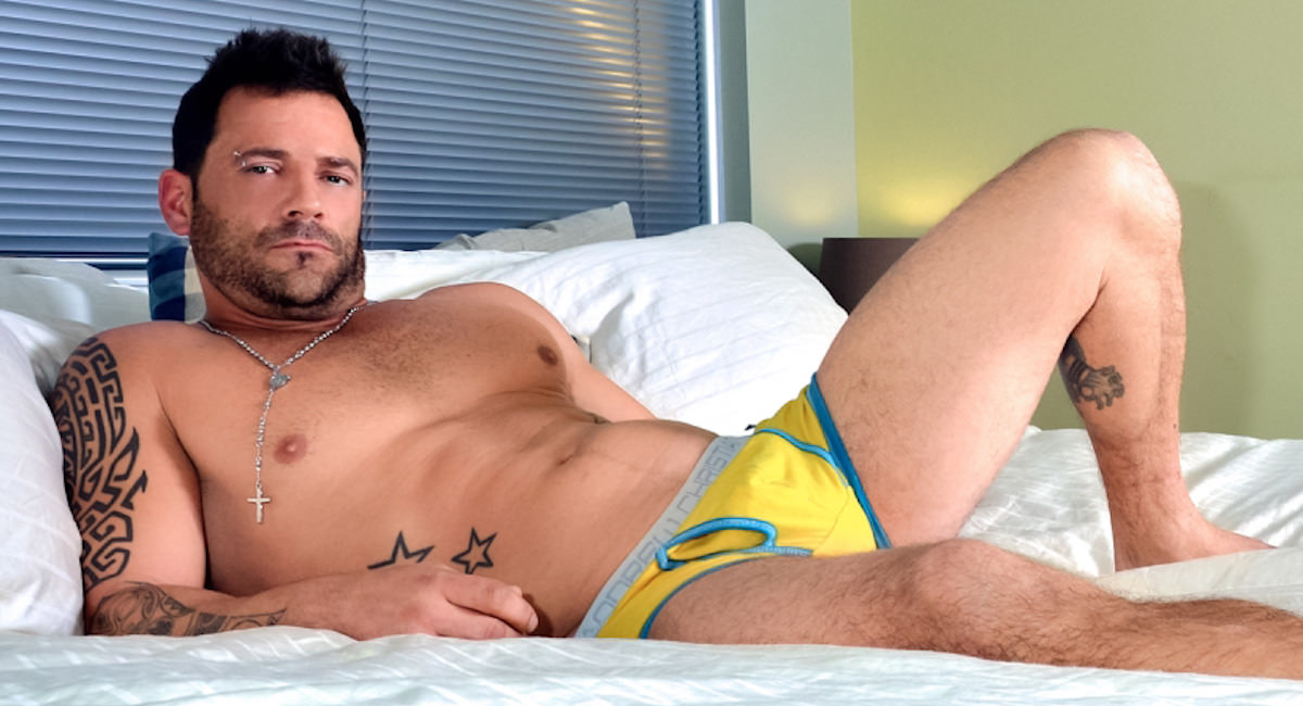 Gay Mature Men : JC Biron Solo - JC Biron!