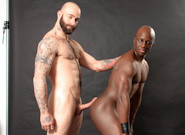 Gay Ebony Studs : Calendar twinks - Sam Swift -amp; Jay Black!