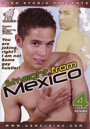 Straight From Mexico #04 DVD Cover