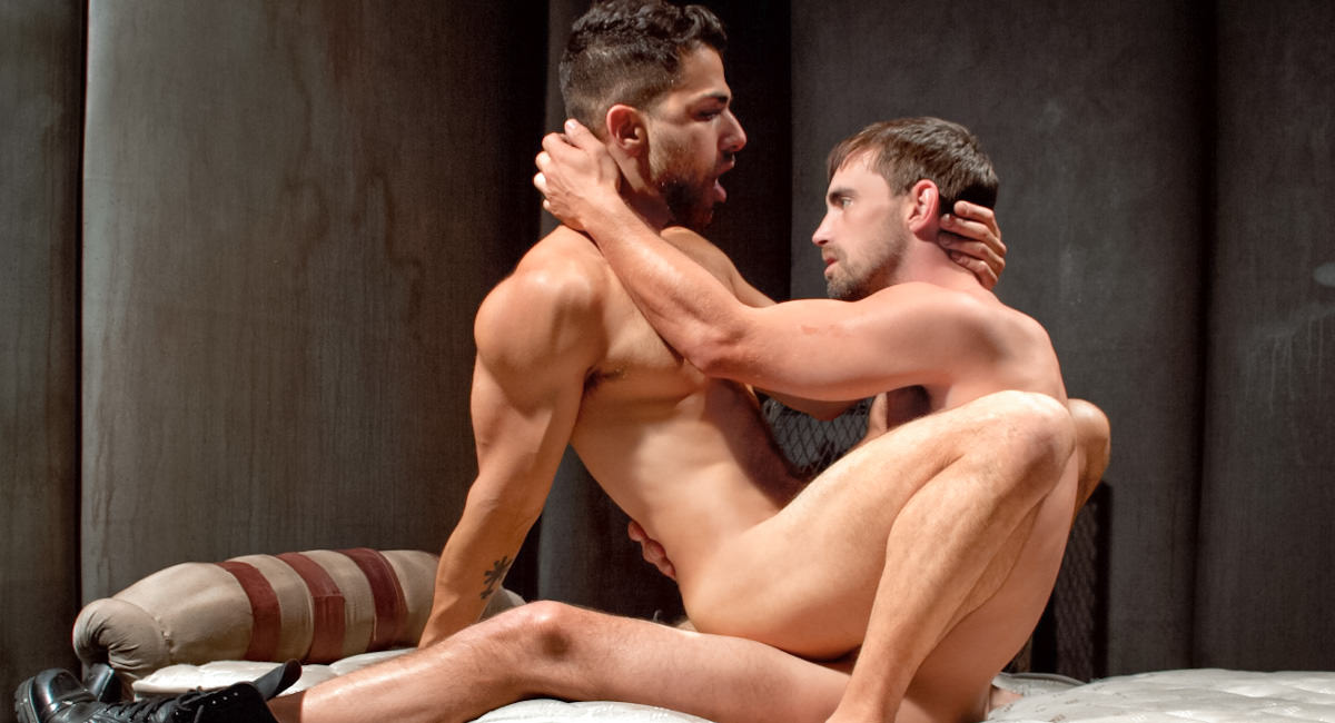 Gay Videos XXX : Hole 2 - Adam Ramzi -amp; Joe Parker A!