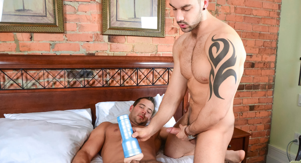 Gay Mature Men : Initiating Joey - Blow Me - Felix Brazeau -amp; Joey Bergeron!