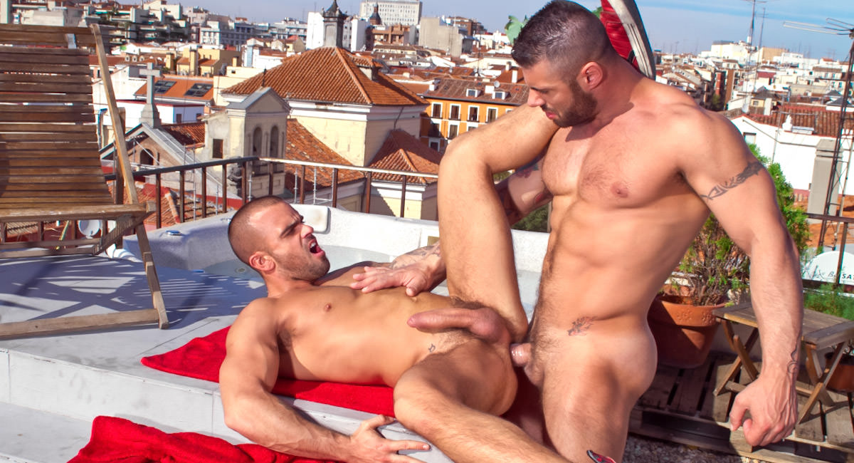 Gay Amateur Sex : MEMBER BONUS - Addicted - Alex Marte -amp; Damien Crosse!