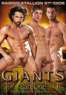 Giants Part 1 Dvd Cover