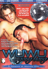 Wuwu Gang Bang Dvd Cover