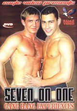 Seven On One Gang Bang Experiences Dvd Cover