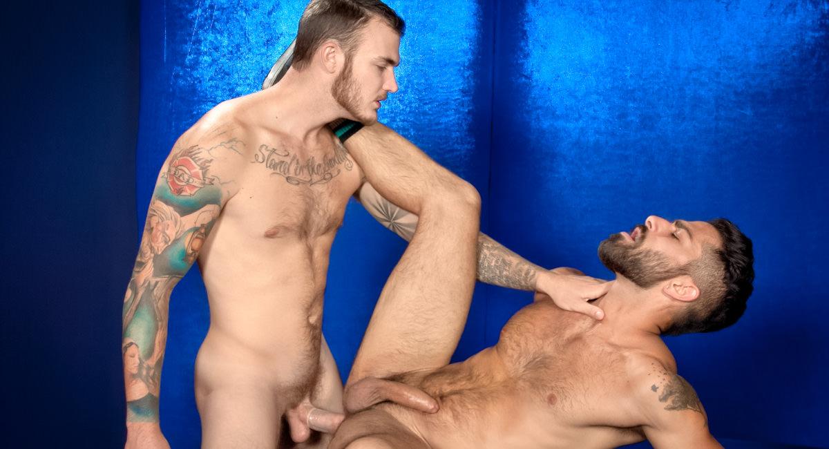 Raging Stallion: Christian Wilde & Adam Ramzi - Tight