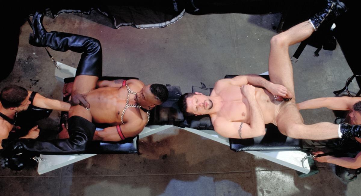 Fetish Force: Simon Cox, Jackson Price, Paul Skylar & Rob Edwards - At Arm's Length 2