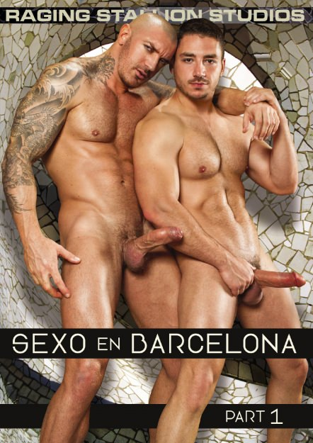 Sexo En Barcelona - Part 1 Dvd Cover