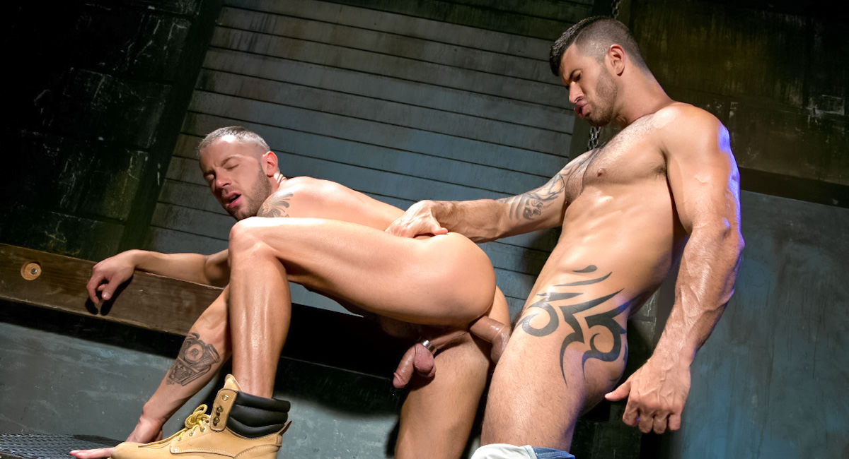 Part 1 - Adam Killian & Tyler Wolf - Hung Americans