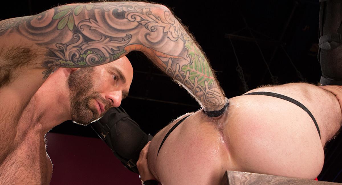 Club Inferno: Drew Sebastian & Joel Banks - Butt Stuffers