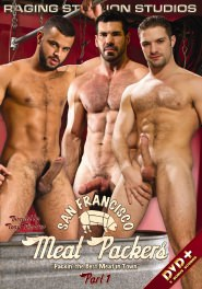 San Francisco Meat Packers - Part 1 DVD Cover