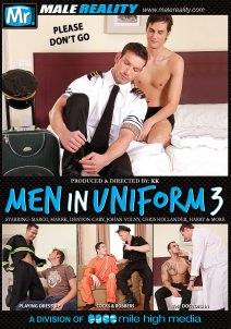 Men In Uniform #03 DVD Cover