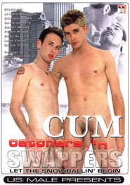 Cum Catchers And Swappers Let The Snowballin Begin DVD Cover