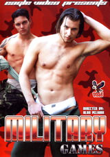 Military Games Dvd Cover
