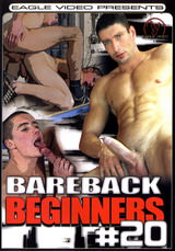Bareback Beginners #20 Dvd Cover