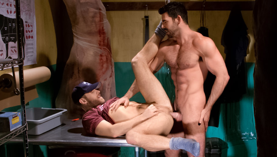 San Francisco Meat Packers - Part 1, Scene #03