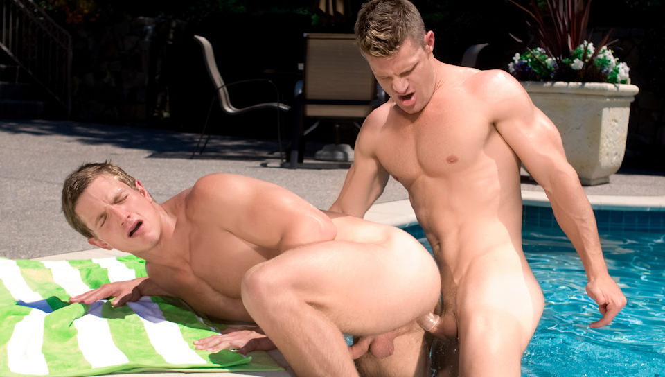 The Guys Next Door - Part 2, Scene #01