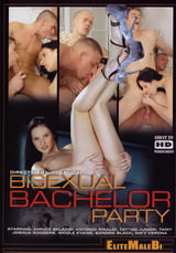 Bisexual Bachelor Party Dvd Cover