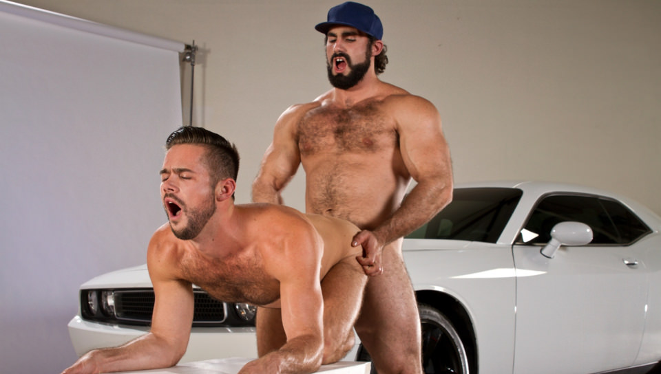 Mike De Marko & Jaxton Wheeler – Banged By A White Knight