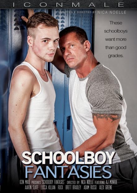Schoolboy Fantasies Dvd Cover