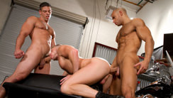 Auto Erotic, Part 1 : Derek Atlas, Brian Bonds, Sean Zevran