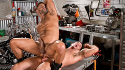 Auto Erotic, Part 2 : Nick Capra, David Benjamin