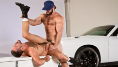 Auto Erotic, Part 2 : Mike De Marko, Jaxton Wheeler