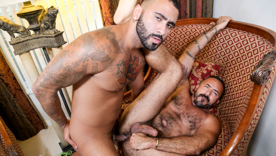 Alessio Romero & Rikk York – Half Hearted Part 4
