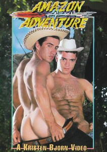 Amazon Adventure Dvd Cover