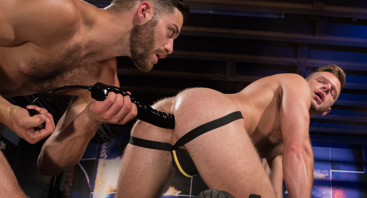 Raging Stallion: Tommy Defendi & Brian Bonds - Dirty Fuckers