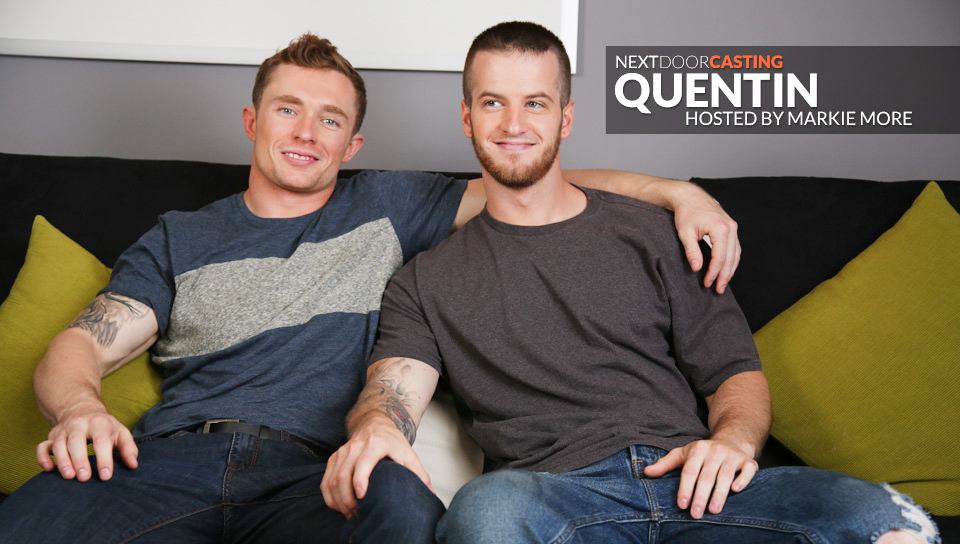 Casting Audition: Quintin With Markie More