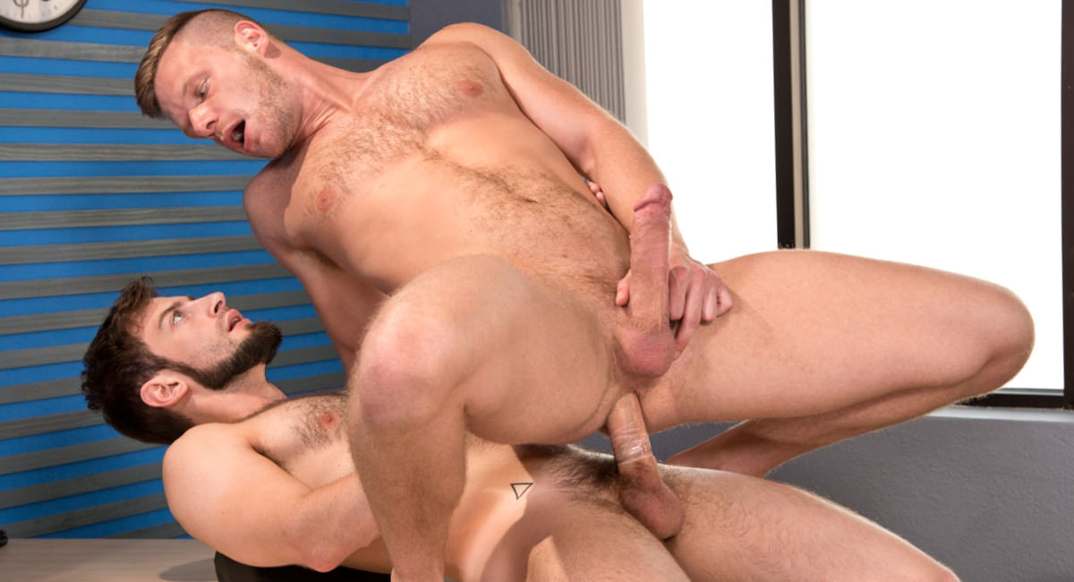 Raging Stallion: Brian Bonds & Bravo Delta - Dick Moves