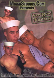 Very Basic Training DVD Cover