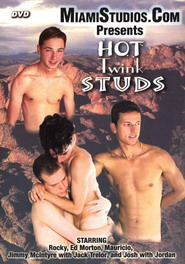 Hot Twink Studs DVD Cover