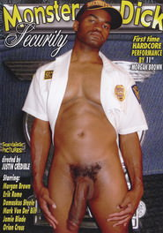 Monster Dick Security DVD Cover