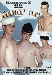 Incummin Fire DVD Cover