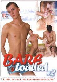 Bare Loaded #02 DVD Cover