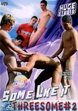 Some Like It Threesome #02 Dvd Cover