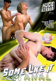 Some Like It Anal DVD Cover