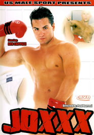 Joxxx DVD Cover