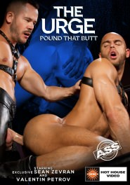 The URGE - Pound That Butt DVD Cover
