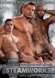 Steamworks DVD Cover