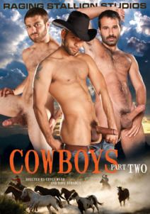 Cowboys, Part 2 DVD Cover