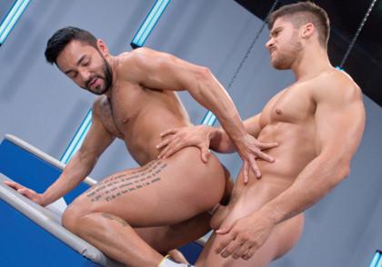Raging Stallion: Bruno Bernal & Fabio Acconi - Amped
