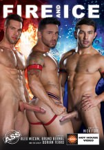 Fire And Ice DVD Cover